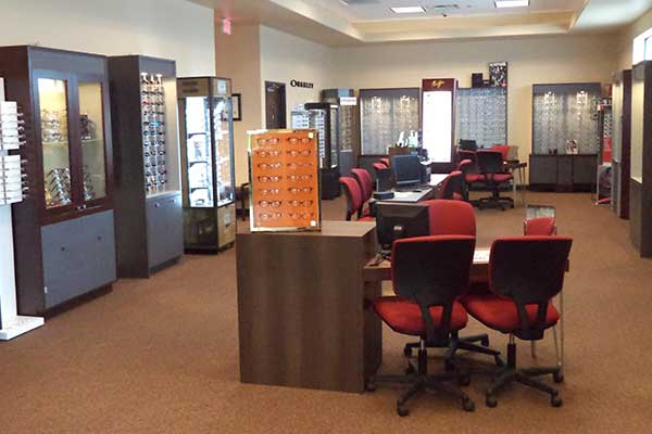 eye exam mansfield tx