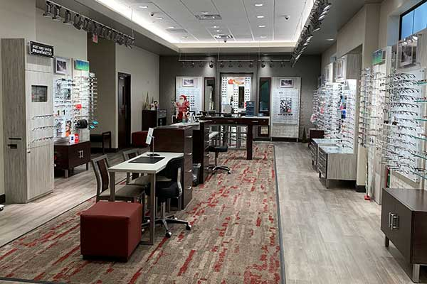 mansfield tx eye doctor