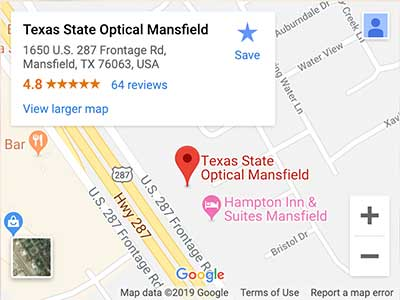 directions tso mansfield